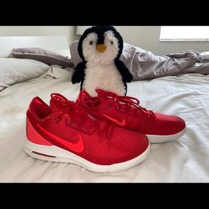 New Nike Air Max Red Size 11 Never Used